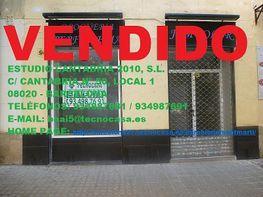Local en venta en calle Huelva, Sant Martí en Barcelona - 368251469