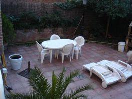 Jardín - Casa adosada en venta en Marazuela-El Torreón en Rozas de Madrid (Las) - 21844623
