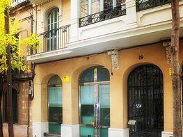 Fachada - Despacho en alquiler en calle Angel Guimerà, Les Tres Torres en Barcelona - 401268610