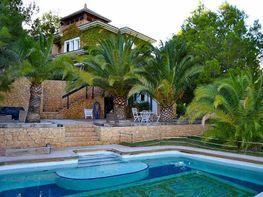 Villa de vente à urbanización Chambelle Pueblo Mascarat, Altea - 266107548