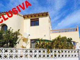 Villa de vente à urbanización De Los Garcias la Fustera, Benissa - 184737876