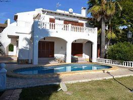 Villa de vente à urbanización Les Basetes Casa Palmera, Calpe/Calp - 266123613