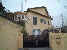 Fachada - Chalet en venta en calle Ordal, Castellví de Rosanes - 20938036