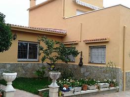 Fachada - Chalet en venta en calle Ginesta, La collada - Sis camins en Vilanova i La Geltrú - 176765059
