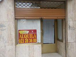 Local comercial en alquiler en calle Cortes de Cadiz, Salamanca - 127134994