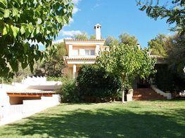 Facahada,jardin - Villa en venta en Benicasim/Benicàssim - 318929602
