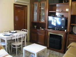 Salón - Piso en venta en calle Salsipuedes, San Andrés en Madrid - 226291835