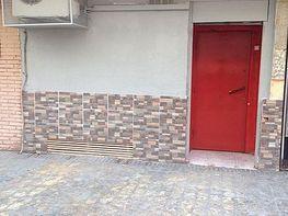 Lokal in verkauf in calle Fuenlabrada, Zona Centro in Leganés - 211003906