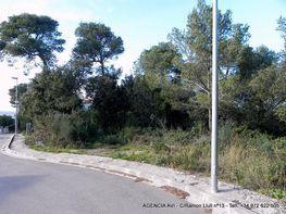 Grundstück in verkauf in calle Residencial Begur, Begur - 267593141