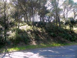 Grundstück in verkauf in calle Es Valls, Begur - 251819758