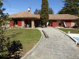 Fachada - Chalet en venta en calle Principal, Escorial (El) - 255323108