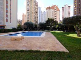 Piscina - Piso en venta en calle De Zamora, Rincon de Loix en Benidorm - 379774634