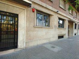 Fachada - Local comercial en alquiler en calle Jacinto Benavente, Gran Vía en Valencia - 25006995