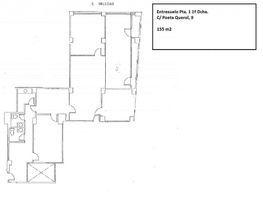 Oficina en alquiler en calle Poeta Querol, La Xerea en Valencia - 233369707