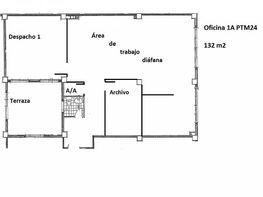 Oficina en alquiler en calle Padre Tomás de Montañana, Camí fondo en Valencia - 233541896