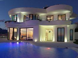 Villa (xalet) en venda Rincon de Loix a Benidorm - 408280859