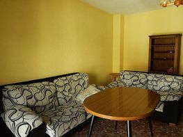Salón - Piso en alquiler en calle Cridto de la Yedra, Centro en Granada - 190141461
