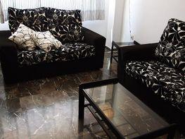 Salón - Piso en alquiler en calle Tortola, Centro en Granada - 203138369