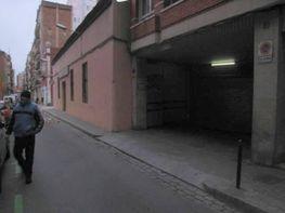 Fachada - Parking en alquiler en calle Tinent Flomesta, Sants en Barcelona - 60705232
