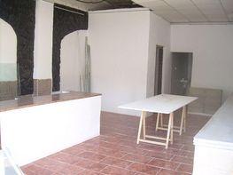 Local comercial en alquiler en calle Santiago Rusiñol, Els Orriols en Valencia - 348377134