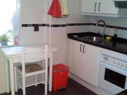 Cocina - Piso en alquiler en carretera Ledesma, Pizarrales en Salamanca - 379486769