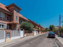 Casa adosada en venta en Pozuelo de Alarcón