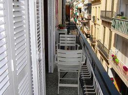 Apartamento en alquiler en calle Sant Bartomeu, Centre poble en Sitges - 409297944