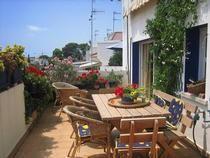Ático en venta en calle Juan Ramon Benapres, Poble sec en Sitges - 26469679