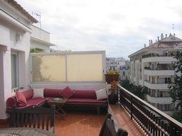 Maisonettewohnung unterm dach in verkauf in calle Mossent Jopis, Centre poble in Sitges - 58674563
