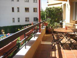 Terraza - Piso en venta en calle Françesc Macia, Sitges - 66876431