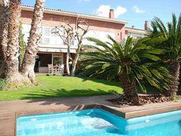 Fachada - Casa en venta en Sant Andreu de Llavaneres - 162528726