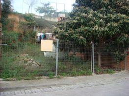 Detalles - Solar en venta en Santa Coloma de Cervelló - 101826155