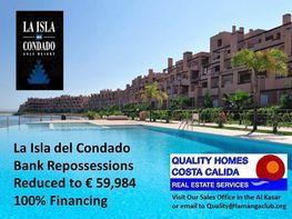 Apartamento en venta en calle Condado de Alhama, Alhama de Murcia - 397309290