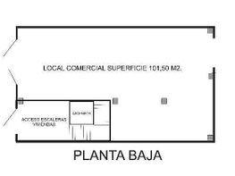 Local comercial en alquiler en calle Luis Taboada, Travesía de Vigo-San Xoán en Vigo - 249607567
