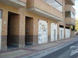 Fachada - Local en alquiler en calle General Militar, Salvador Allende – Parque Goya en Zaragoza - 121377550