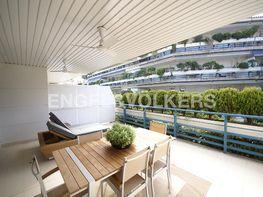 Terraza - Piso en venta en Terramar en Sitges - 354190478