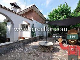 Casa en venta en calle Turo del Sol, La Floresta - Les Planes en Sant Cugat del
