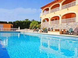 Piscina - Villa en venta en urbanización Costeres, Calpe/Calp - 118771791