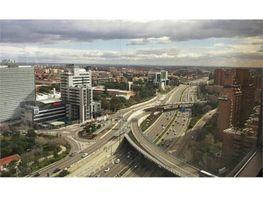 Oficina en alquiler en calle De Burgos, Chamartín en Madrid - 404956118