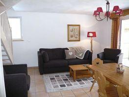 Sala de estar - Apartamento en alquiler de temporada en Saint-Lary-Soulan - 266243259