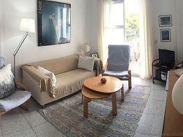 Salón - Apartamento en alquiler de temporada en Conil de la Frontera - 387059927
