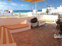 Terraza - Apartamento en alquiler de temporada en Conil de la Frontera - 387060173
