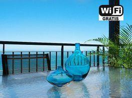 Terraza - Apartamento en alquiler de temporada en Málaga - 332730391