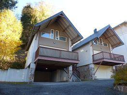 Vistas exteriores del alojamiento - Casa en alquiler de temporada en Saint-Lary-Soulan - 355608645