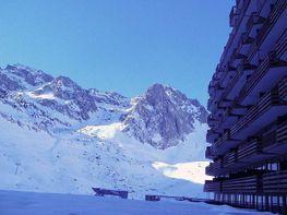 Vistas exteriores del alojamiento - Apartamento en alquiler de temporada en La Mongie - 360679683