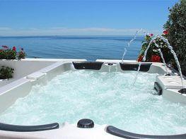 Vistas desde la terraza - Apartamento en alquiler de temporada en Nagüeles Alto en Marbella - 263763157