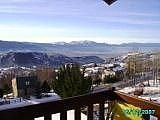 Vistas desde el balcón - Estudio en alquiler de temporada en Font-Romeu-Odeillo-Via - 268925290
