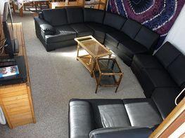 Salón - Apartamento en alquiler de temporada en La Mongie - 389473114