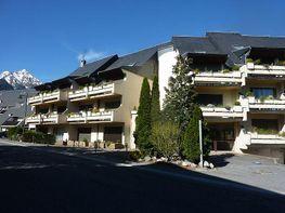 Vistas exteriores del alojamiento - Estudio en alquiler de temporada en Saint-Lary-Soulan - 376359750