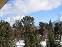Vistas desde el balcón - Estudio en alquiler de temporada en Font-Romeu-Odeillo-Via - 330592591